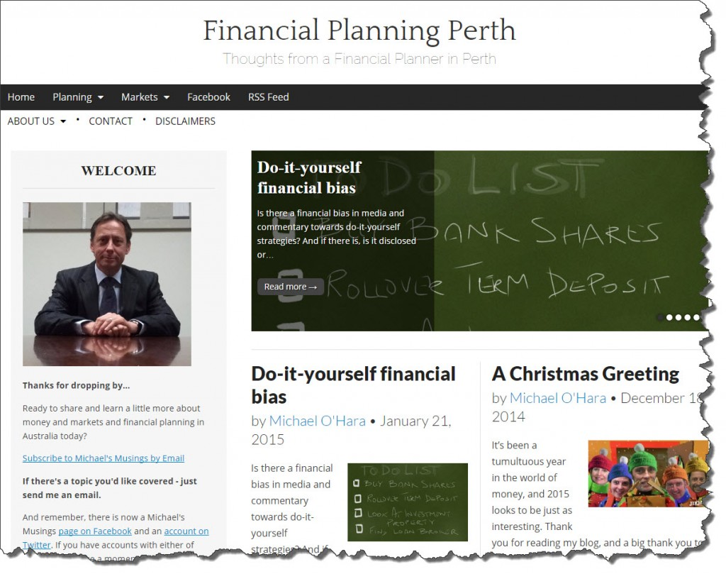 financial planning bias michaelsmusings